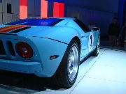 Ford GT in Gulf Livery--$13,000 Option