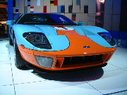 Ford GT in Gulf Livery
